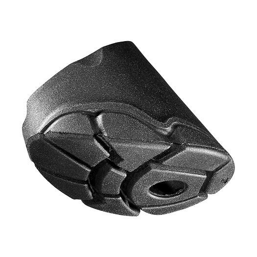 Guminis antgalis šiaurietiško ėjimo / vaikščiojimo lazdoms Smart Tip 2.0 Pad